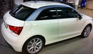 Audi – Korinosien teippaus & kalvotus