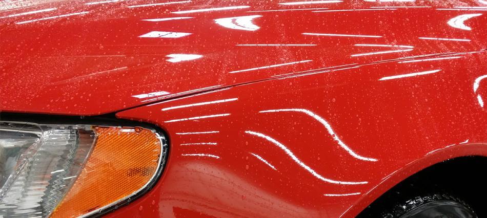 Volvo - Autosmart Topaz -käsittely